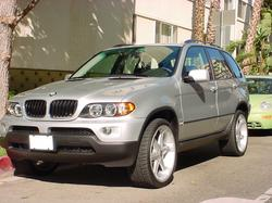 gulteks 2004 BMW X5
