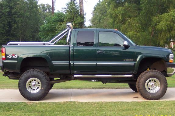 Large on 2001 Chevy Silverado 1500 5 3 Engine