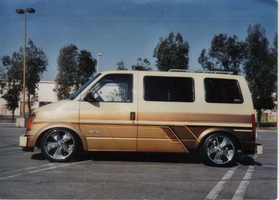 Another SOUNDSANDENSOME 1986 Chevrolet Astro post... - 4843620