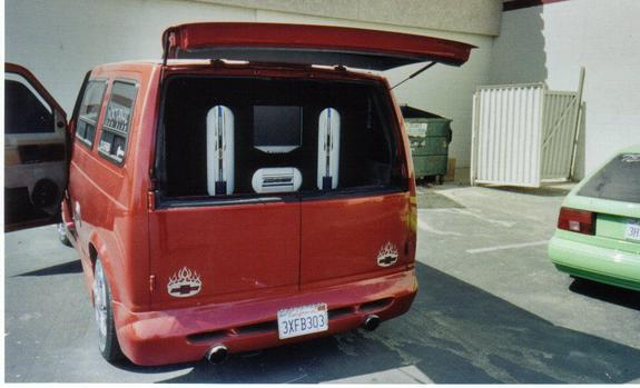 Another SOUNDSANDENSOME 1986 Chevrolet Astro post... - 4843630