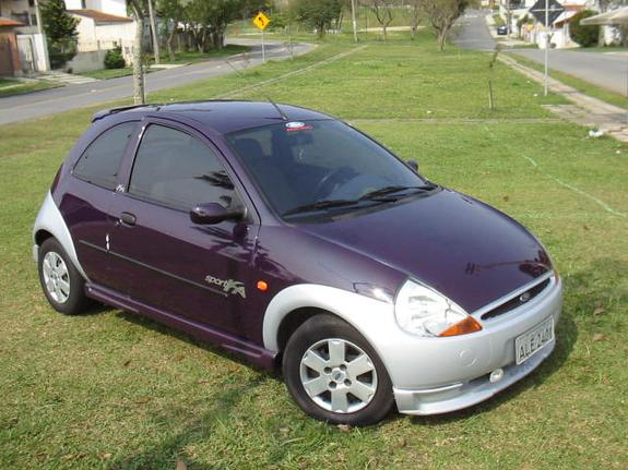 autokad 1998 ford ka specs photos modification info at cardomain. Black Bedroom Furniture Sets. Home Design Ideas
