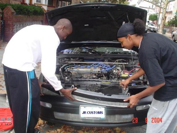 Another jrcustoms 1993 Nissan Altima post... - 4849163