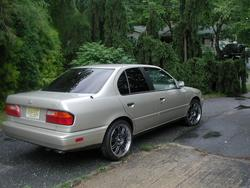 TBONE44s 1995 Infiniti G