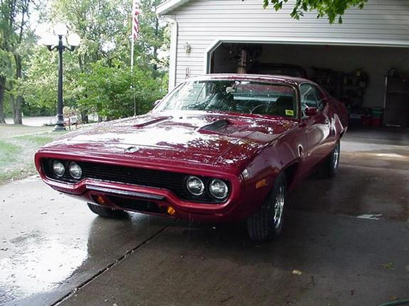 Another 6aMx8 1972 Plymouth Roadrunner post... - 4854122