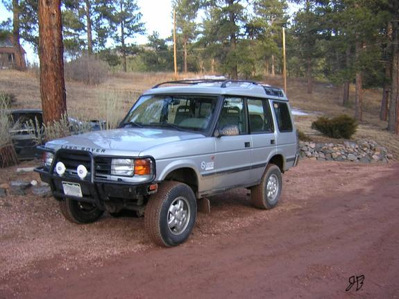Another 563685 1996 Land Rover Discovery post... - 4855271