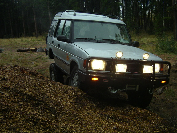 Another 563685 1996 Land Rover Discovery post... - 4855282