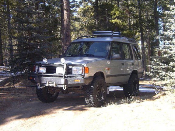 563685 1996 Land Rover Discovery