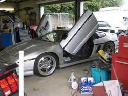 Another Bluford 2005 Pontiac Fiero post... - 4856514