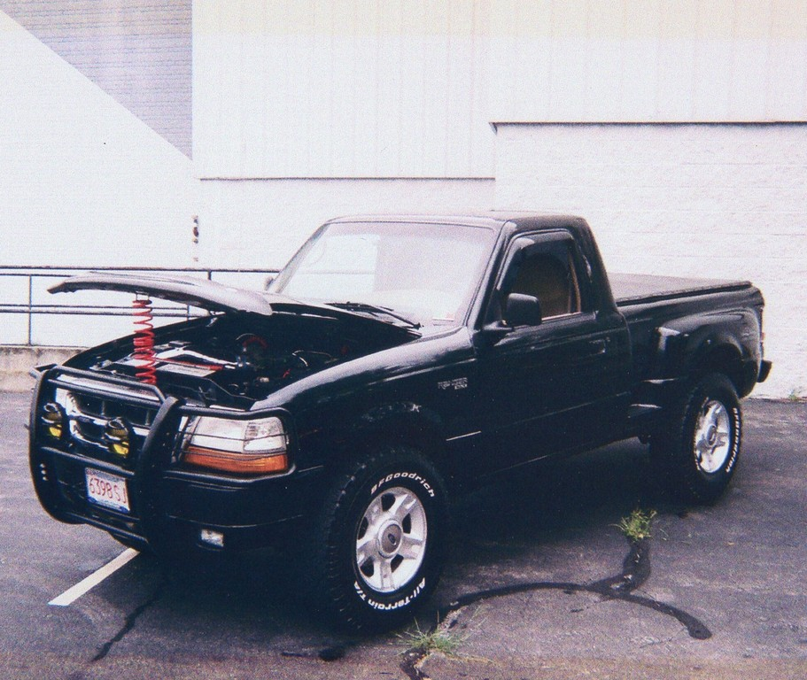 gobblin31 39 s 1998 ford ranger regular cab in new bedford ma. Black Bedroom Furniture Sets. Home Design Ideas