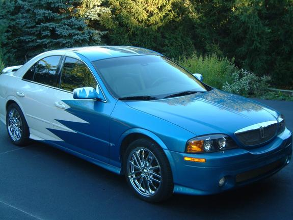 Trackrunner 2000 Lincoln Ls Specs Photos Modification Info At