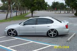 GS300RICHs 2004 Lexus GS