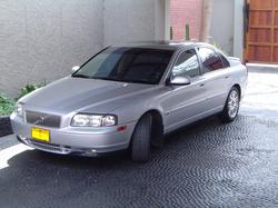 sosces 2001 Volvo S80