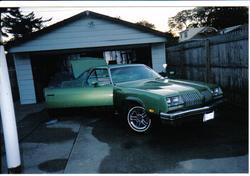Olds_Cutlass_Ss 1976 Oldsmobile Cutlass