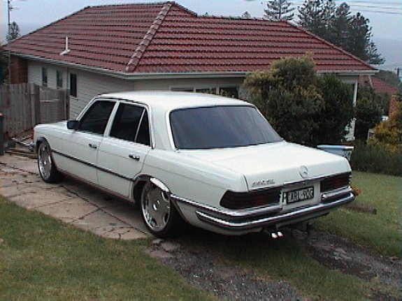Another 74benz 1974 Mercedes-Benz S-Class post... - 4870115