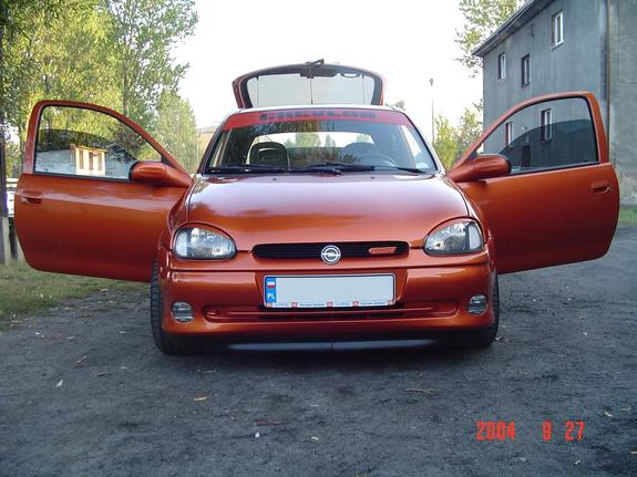 chris41 1997 opel corsa specs photos modification info at cardomain. Black Bedroom Furniture Sets. Home Design Ideas