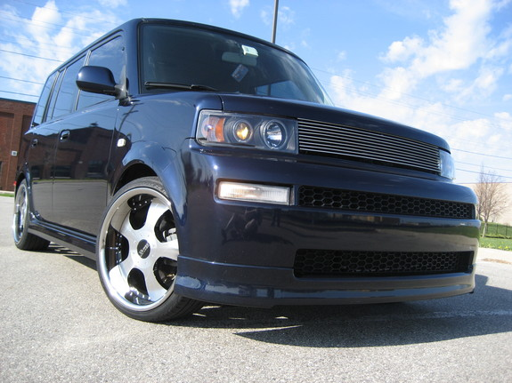 markmanders 2005 scion xb specs photos modification info. Black Bedroom Furniture Sets. Home Design Ideas