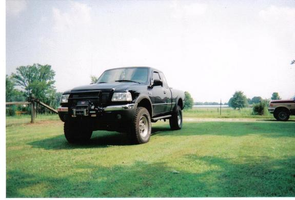 Ckeel5 2001 Ford Ranger Regular Cab Specs Photos