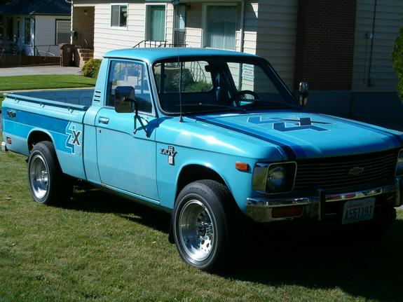 dbest 1980 Chevrolet LUV Pick-Up Specs, Photos, Modification