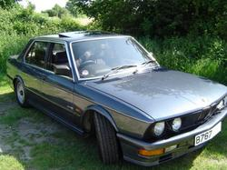 benm535is 1985 BMW 5 Series