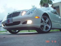 harry_vargas 2003 Mercedes-Benz E-Class