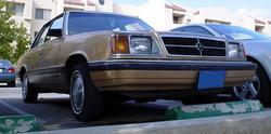 jbrimm 1986 Dodge Aries