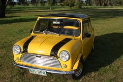 stainless1980 1969 MINI Cooper