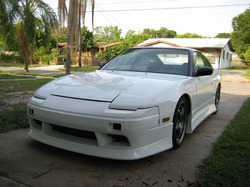 Russkys 1991 Nissan 240SX