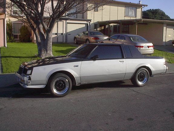 zotan 1985 Buick Grand National Specs, Photos ...