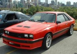 wyld86RSs 1986 Mercury Capri