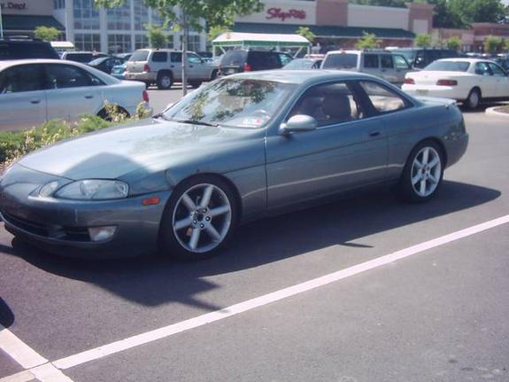 Abboushi 1993 Lexus SC Specs, Photos, Modification Info at