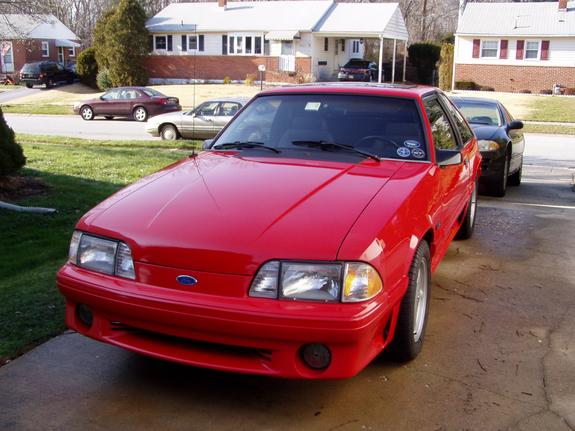 Retro10 1993 Ford Mustang