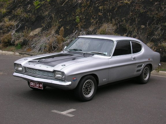 Another whooligan 1971 Ford Capri post... - 4904934