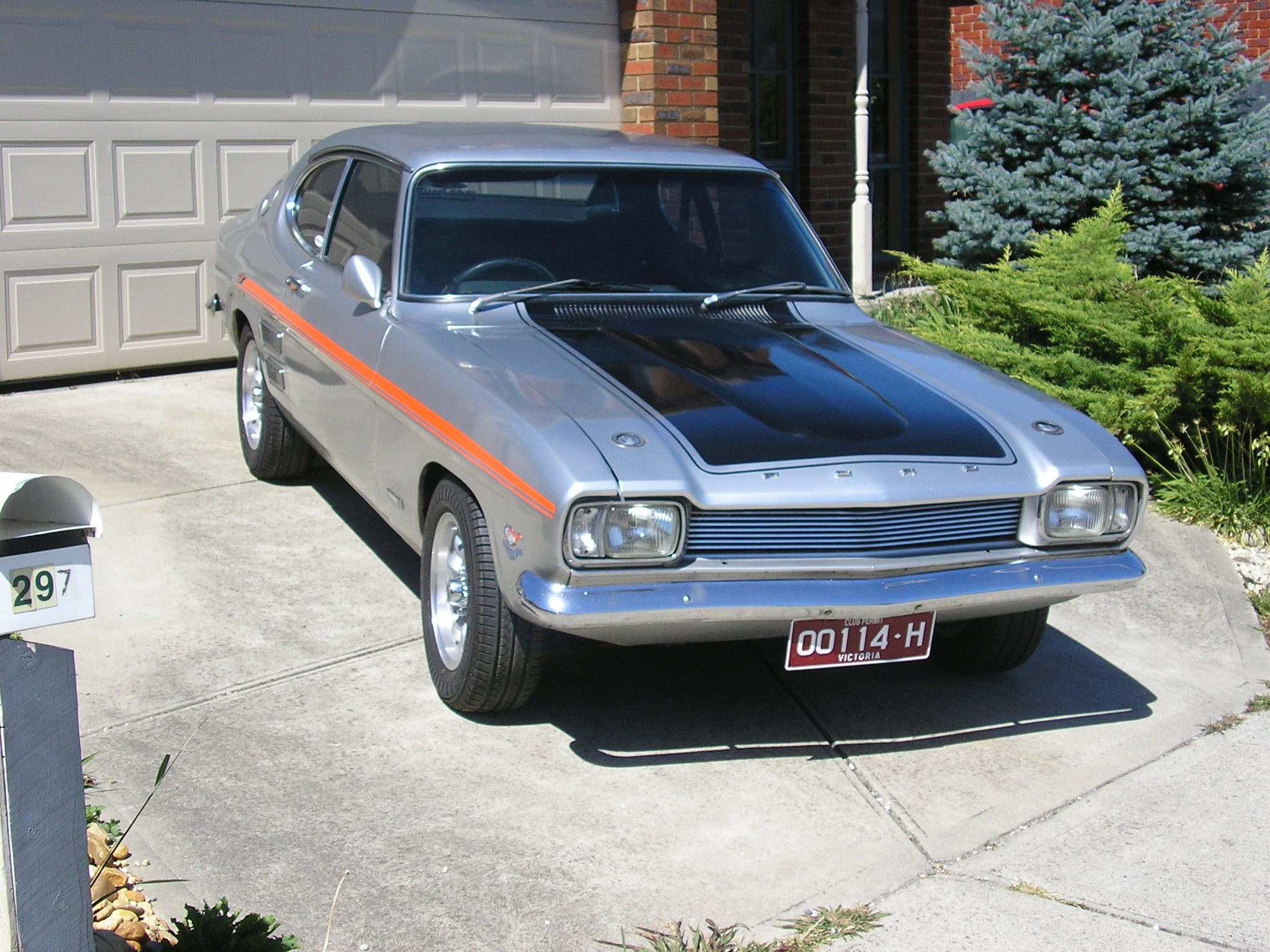 Another whooligan 1971 Ford Capri post... - 4904935