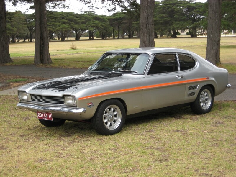Another whooligan 1971 Ford Capri post... - 4904936