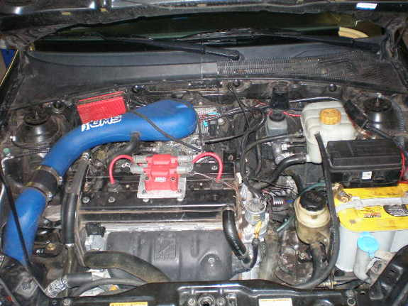 Another kinkyllama 2004 Suzuki Forenza post... - 4906437