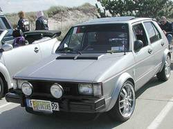 johnnytunez67 1982 Volkswagen Rabbit