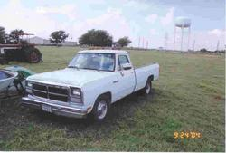 welchct 1992 Dodge D150 Club Cab