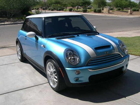 mobibbee 2005 mini cooper specs photos modification info. Black Bedroom Furniture Sets. Home Design Ideas