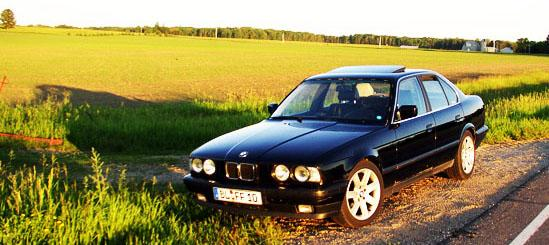 Another fuenfer 1990 BMW 5 Series post... - 4911654