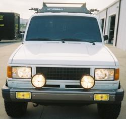 tattooed91s 1991 Isuzu Trooper