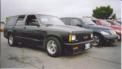 paulhs 1994 GMC Jimmy