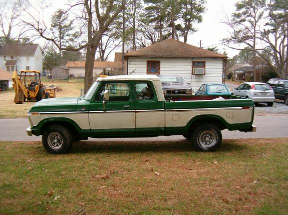 How to restore a 1977 f250 autos post