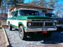 700549 1977 Ford F250 Super Cab