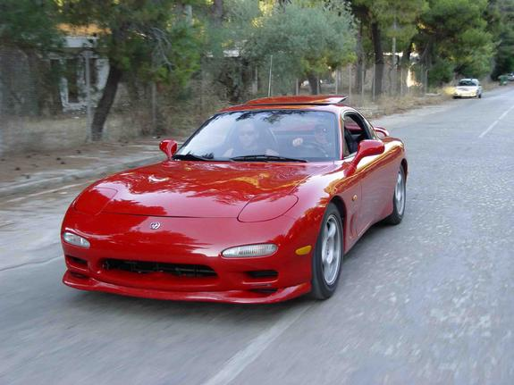 breakdancer1453 1993 Mazda RX-7