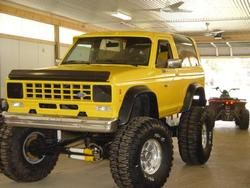 MarineBroncoiis 1985 Ford Bronco II