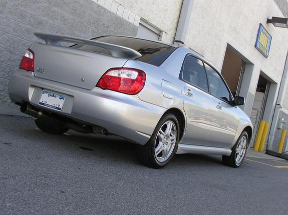 Another 04Rexxer 2004 Subaru Impreza post... - 4924647