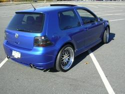 JessesR32s 2004 Volkswagen Golf