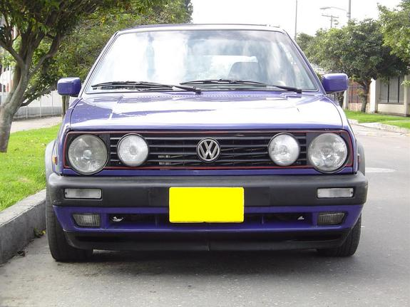 Another GOLFTURBOTEK 1991 Volkswagen GTI post... - 4927373