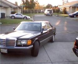 Another tjd420sel 1989 Mercedes-Benz S-Class post... - 4928700