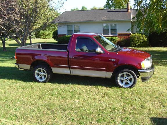 ducksf150 1997 ford f150 regular cab specs photos modification info at cardomain. Black Bedroom Furniture Sets. Home Design Ideas